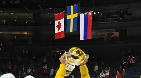 Чемпионат мира по хоккею 2018. Прогноз на победителя.