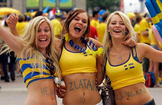 Договорные матчи в Швеции