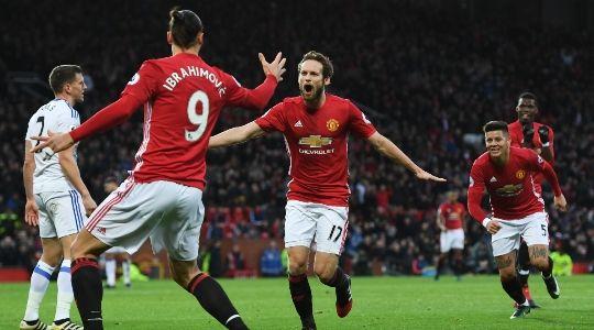 Англия, Премьер Лига. Манчестер Юнайтед – Мидлсбро. Прогноз на матч 31.12.2016