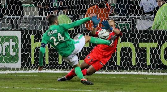 Франция, Лига 1. Сент-Этьен – Нанси. Прогноз на матч 21.12.2016