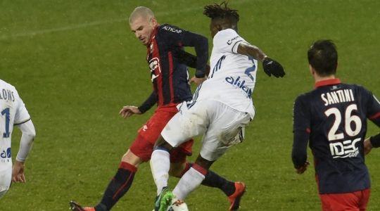 Франция, Лига 1. Кан – Нанси. Прогноз на матч 21.01.2017