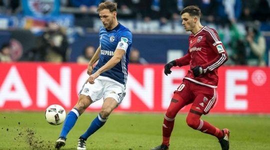 Германия, Бундеслига. Шальке 04 – Айнтрахт. Прогноз на матч 27.01.2017