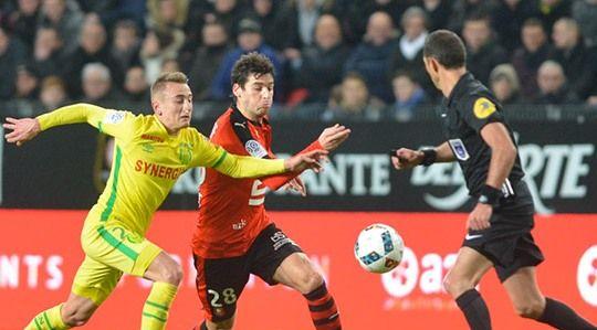 Франция, Лига 1. Нант – Нанси. Прогноз на матч 05.02.2017