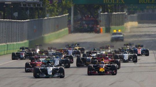 Формула-1. Гран-при Азербайджана. Прогноз на гонку 25.06.2017