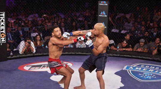 UFC. Крис Вейдман – Келвин Гастелум. Прогноз на бой 23.07.2017