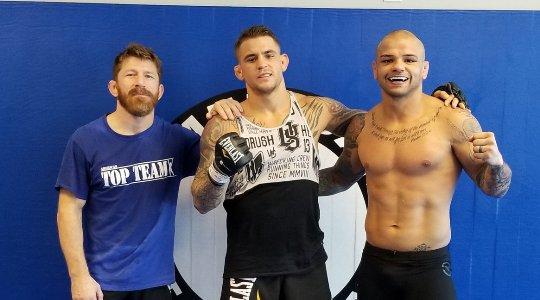UFC. Дастин Пуарье – Энтони Петтис. Прогноз на бой 12.11.2017
