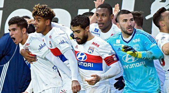 Франция, Лига 1. Лион – Марсель. Прогноз на матч 17.12.2017