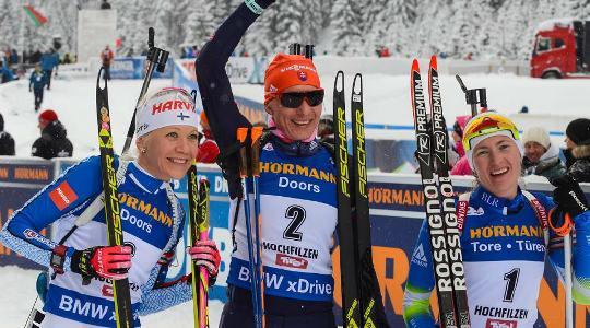 Олимпиада 2018. Биатлон. Прогноз на женский спринт 10.02.2018
