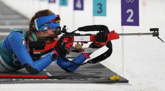 Олимпиада 2018. Биатлон. Прогноз на женскую гонку преследования 12.02.2018