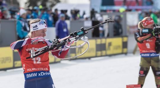 ОИ-2018. Биатлон. Прогноз на женскую эстафетную гонку 22.02.2018