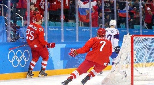 ОИ-2018. Хоккей, полуфинал. Чехия - Россия. Прогноз на матч 23.02.2018