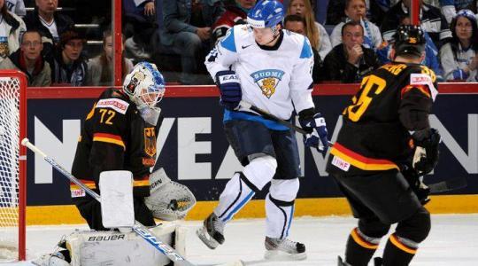 Олимпиада 2018. Хоккей. Финляндия – Германия. Прогноз на матч 15.02.2018