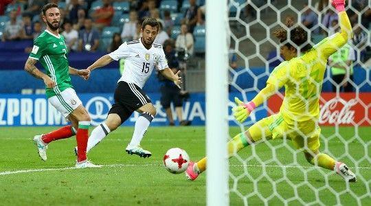 ЧМ-2018. Германия - Мексика. Прогноз на матч 17.06.2018