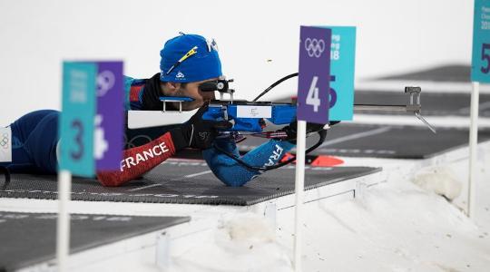 Олимпиада 2018. Биатлон. Прогноз на мужской масс-старт 18.02.2018