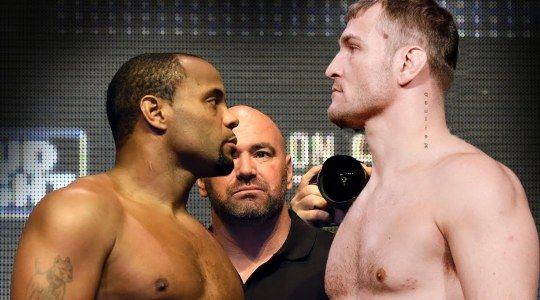 UFC 226. Стипе Миочич ‒ Даниэль Кормье. Прогноз на бой 08.07.2018