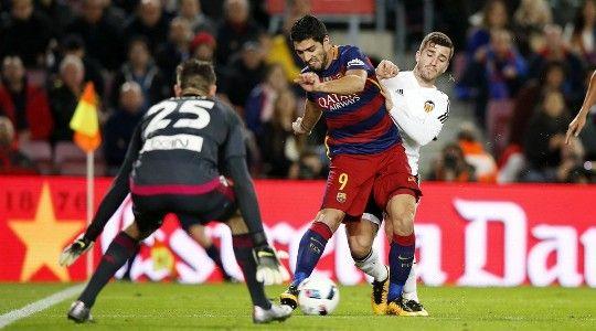 Испания, Кубок. Валенсия – Барселона. Прогноз на матч 08.02.2018