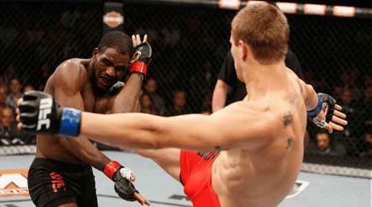 UFC. Кори Андерсон ‒ Патрик Камминс  Прогноз на бой 22.04.2018