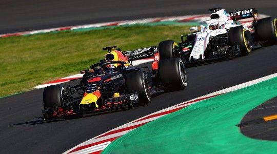 Формула 1. Прогноз на гран-при Австралии 25.03.2018