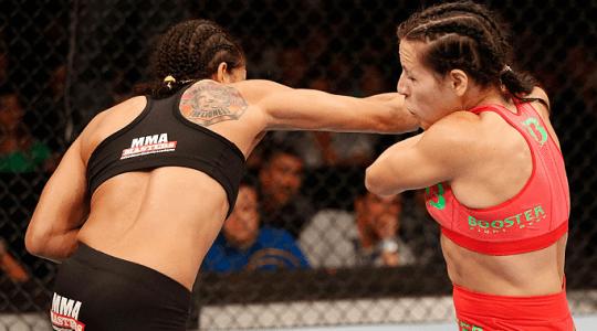 UFC 224. Аманда Нуньес ‒ Ракель Пеннингтон. Прогноз на бой 13.05.2018