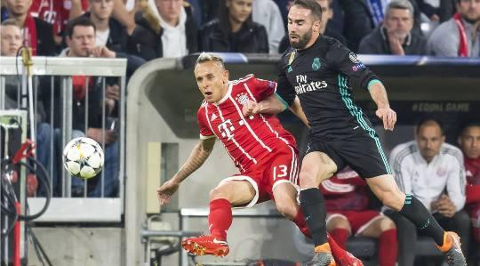 Лига Чемпионов. Реал ‒ Бавария. Прогноз на матч 01.05.2018