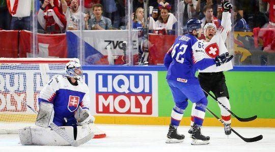 ЧМ 2018 по хоккею. Чехия  – Швейцария. Прогноз на матч 08.05.2018