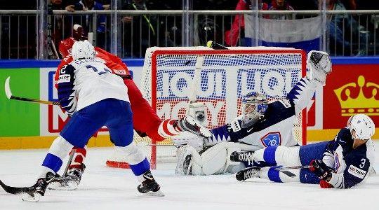 ЧМ 2018 по хоккею. Франция – Беларусь. Прогноз на матч 05.05.2018