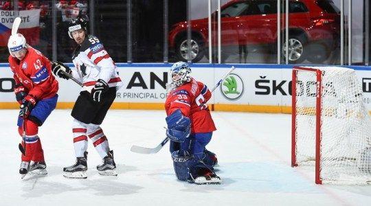 ЧМ 2018 по хоккею. Норвегия  – Канада. Прогноз на матч 10.05.2018