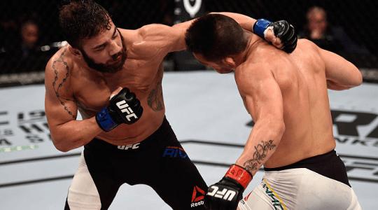 UFC. Джимми Ривера ‒ Марлон Мораес. Прогноз на бой 02.06.2018