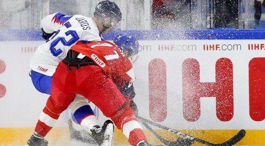 ЧМ 2018 по хоккею. Словакия  – Швейцария. Прогноз на матч 06.05.2018