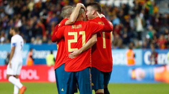 Товарищеские игры. Испания – Швейцария. Прогноз на матч 03.06.2018