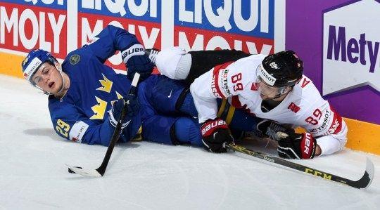 ЧМ 2018 по хоккею, Финал. Швеция – Швейцария. Прогноз на матч 20.05.2018
