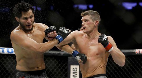 UFC. Стивен Томпсон ‒ Даррен Тилл. Прогноз на бой 28.05.2018